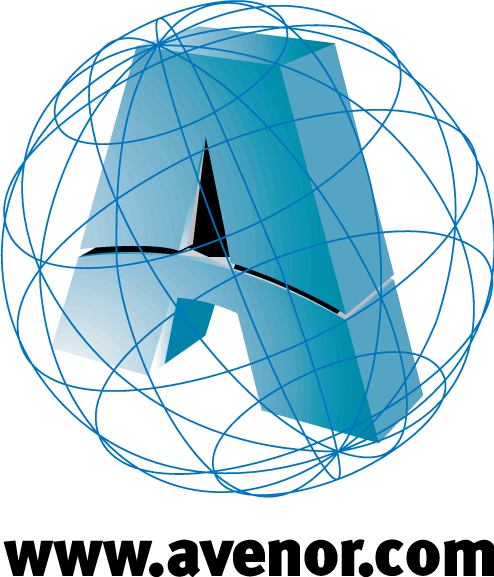 free vector Avenor logo
