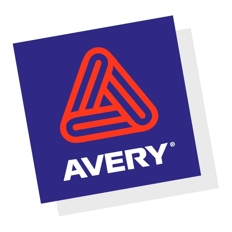 Avery 0 Free Vector 4Vector