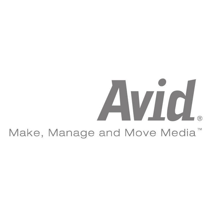 free vector Avid 0