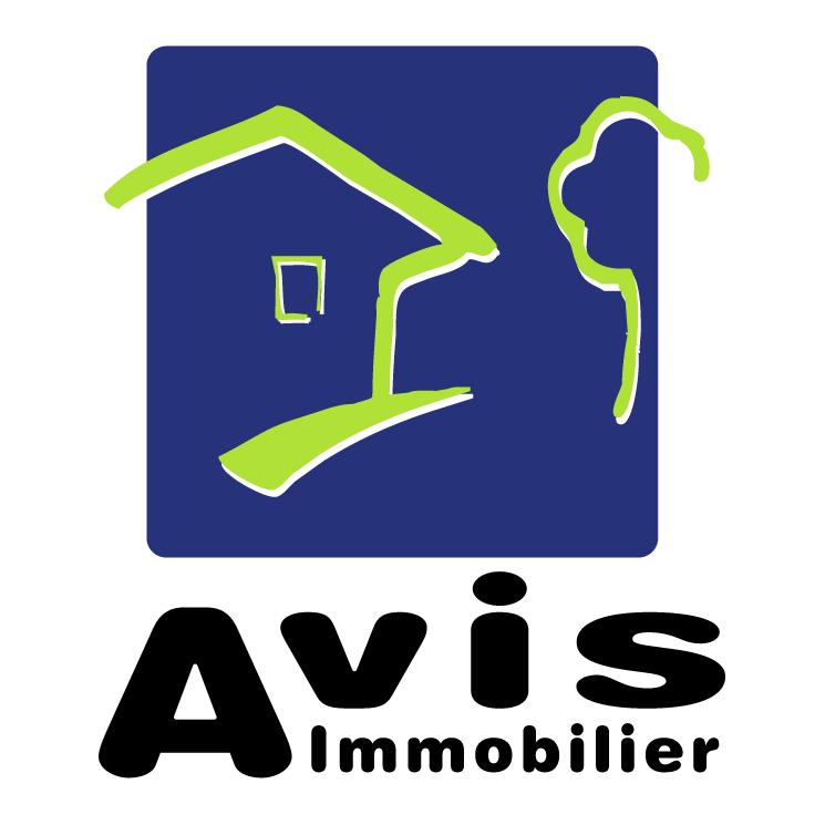 free vector Avis immobilier