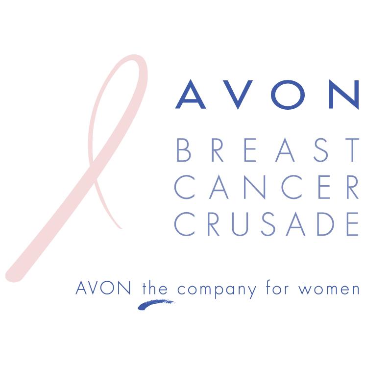 free vector Avon breast cancer crusade