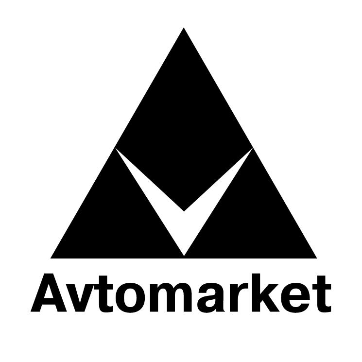 free vector Avtomarket