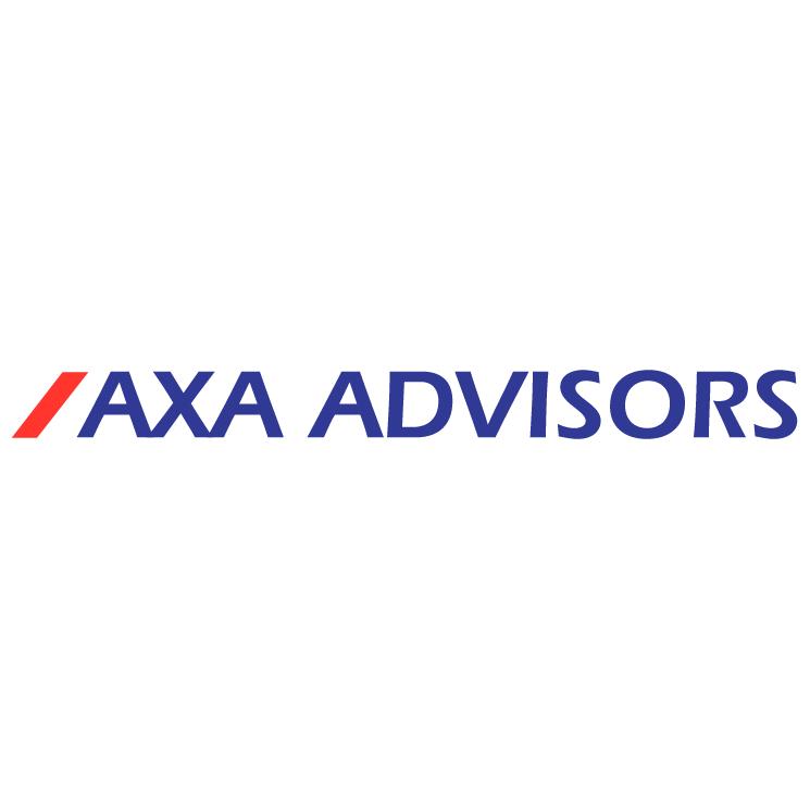 free vector Axa advisors