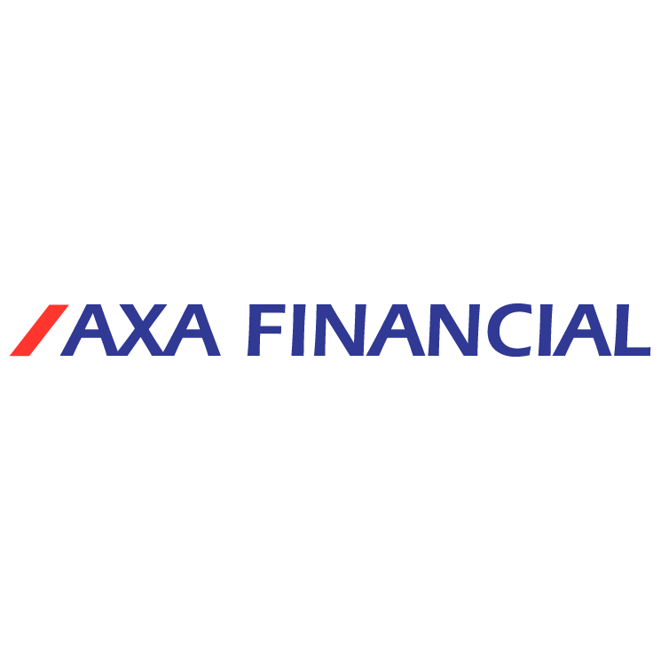 free vector Axa financial