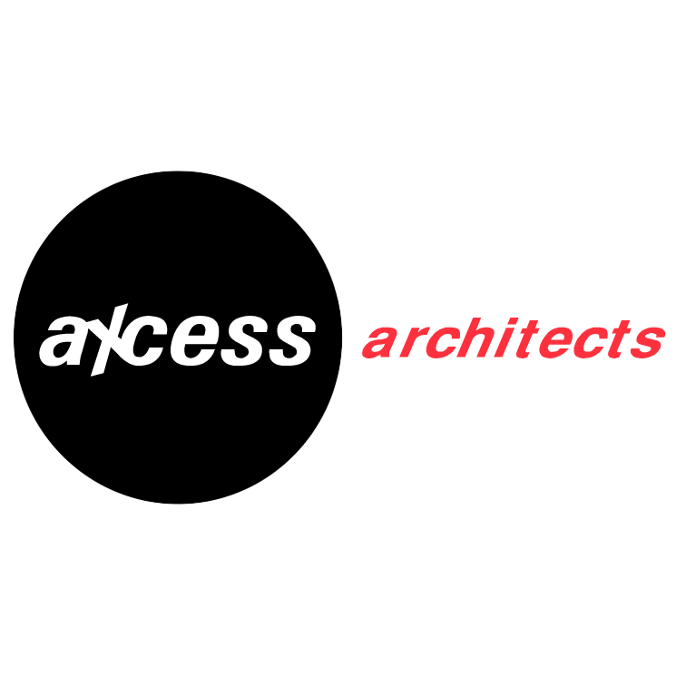 free vector Axcess architects