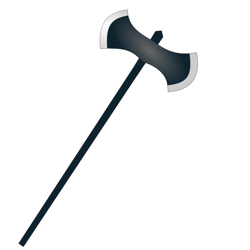 free vector Axe icon