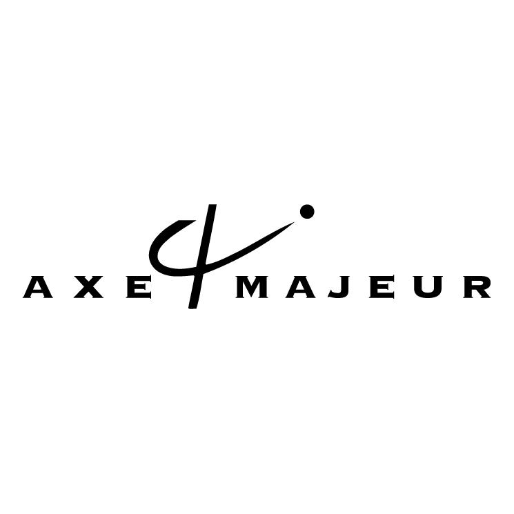 free vector Axe majeur