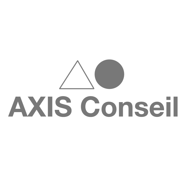 free vector Axis conseil