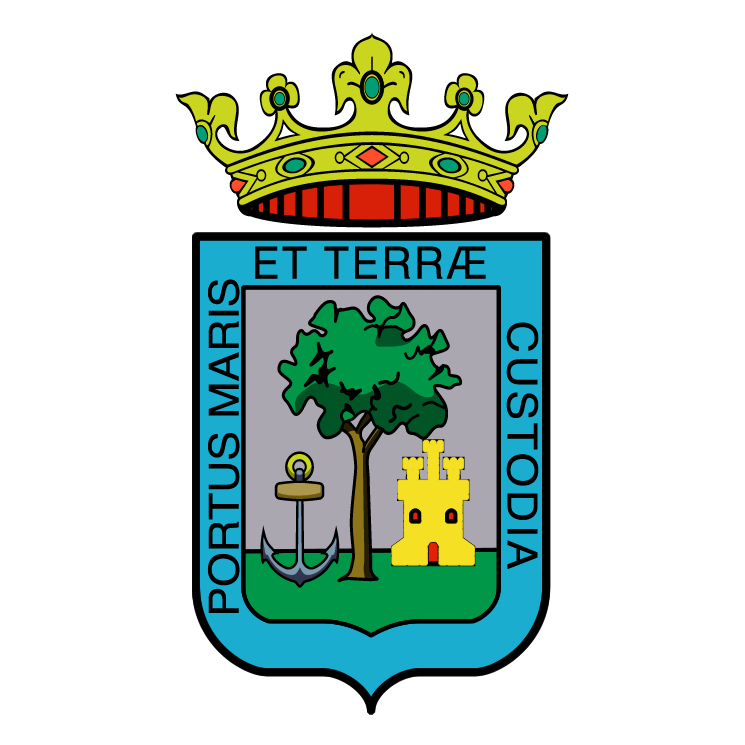 free vector Ayuntamiento de huelva
