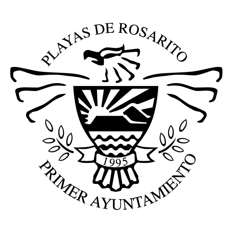 free vector Ayuntamiento rosarito