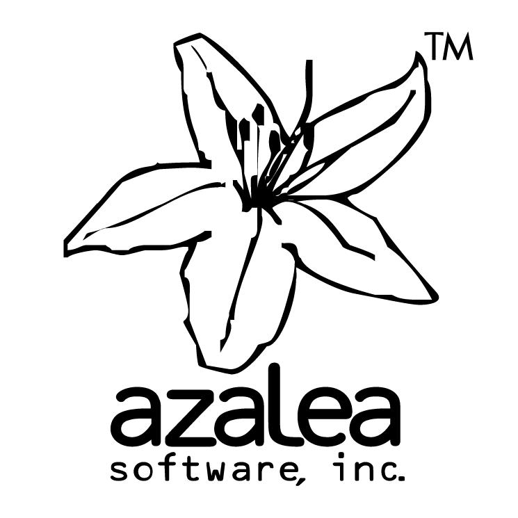 azalea software free vector    4vector