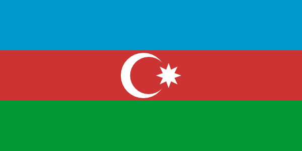 free vector Azerbaijan clip art