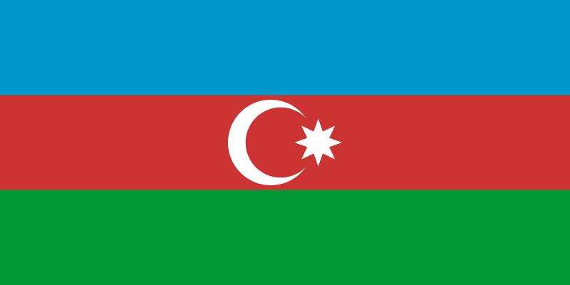 free vector Azerbaijan