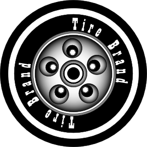 free vector Azieser Tire With Rim clip art