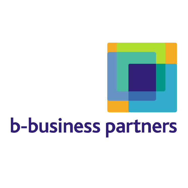 free vector B business partners