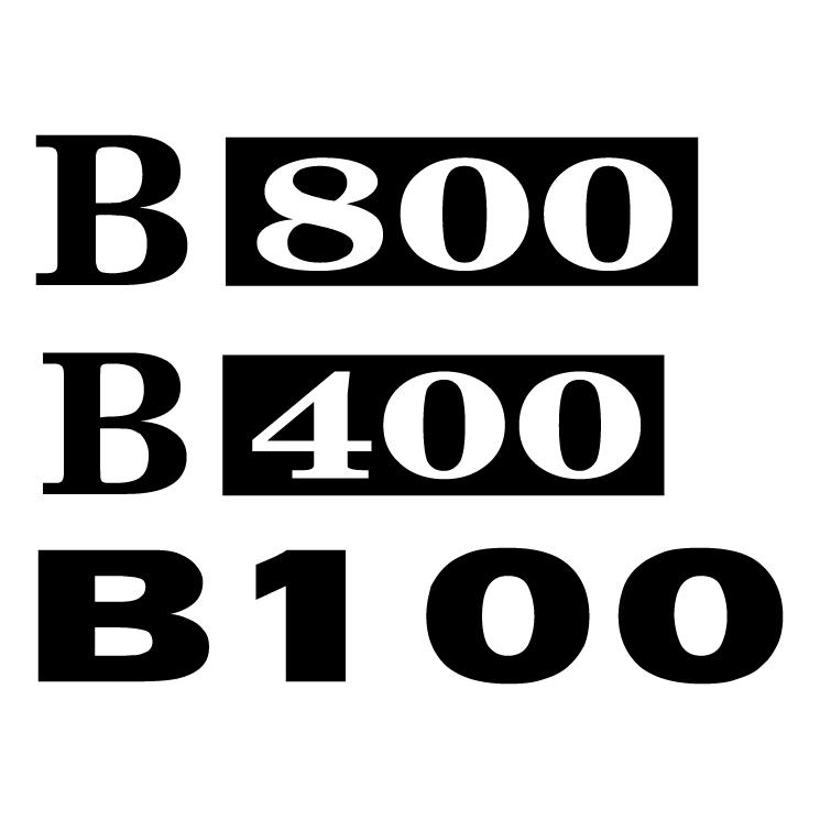 free vector B series
