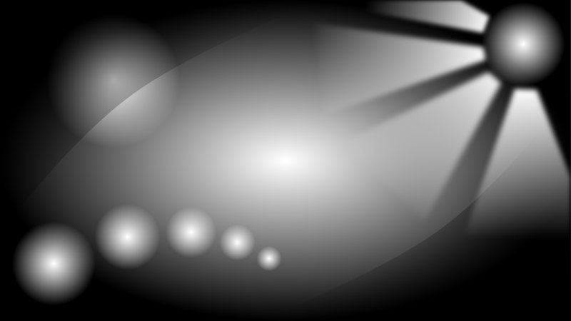 free vector B&W Abstract Wallpaper