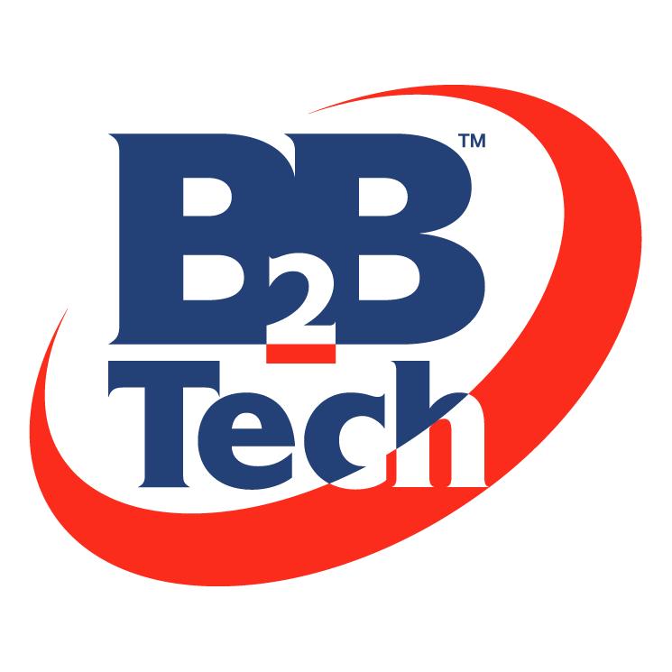 free vector B2b tech