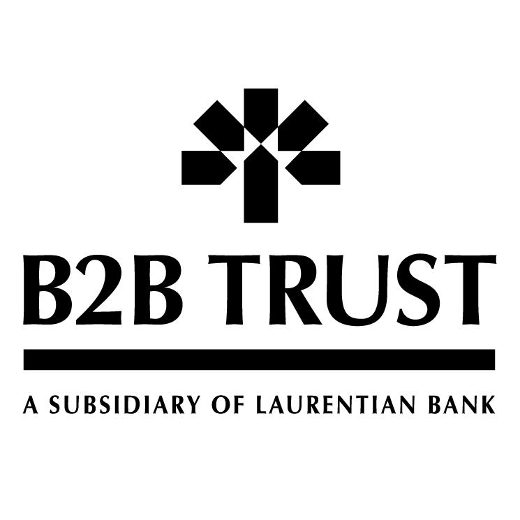 free vector B2b trust