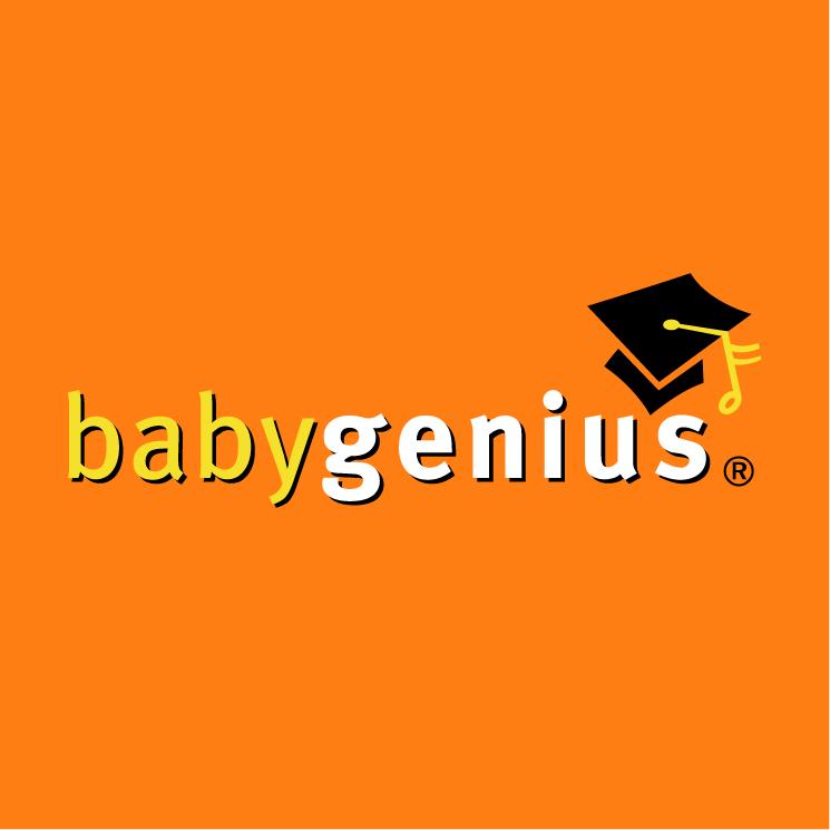 free vector Baby genius