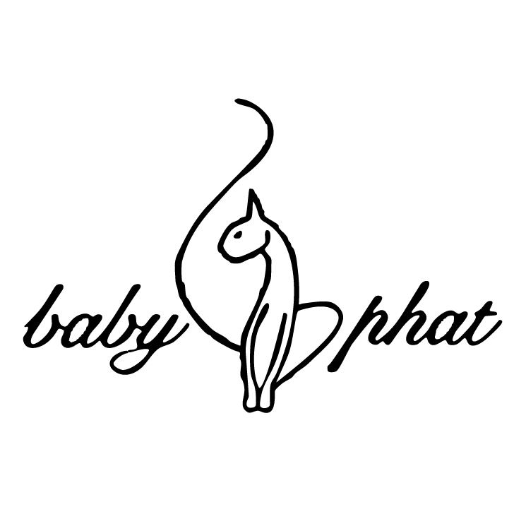 free vector Baby phat