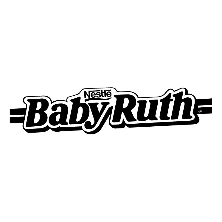 free vector Baby ruth