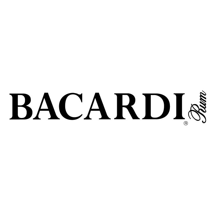 free vector Bacardi rum 0