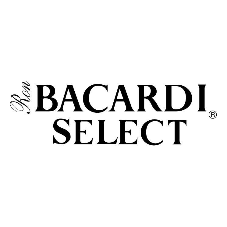 free vector Bacardi select