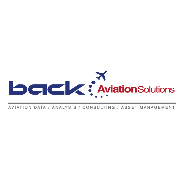 free vector Back aviation solutions