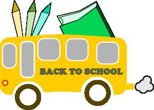 free vector Back To School clip art