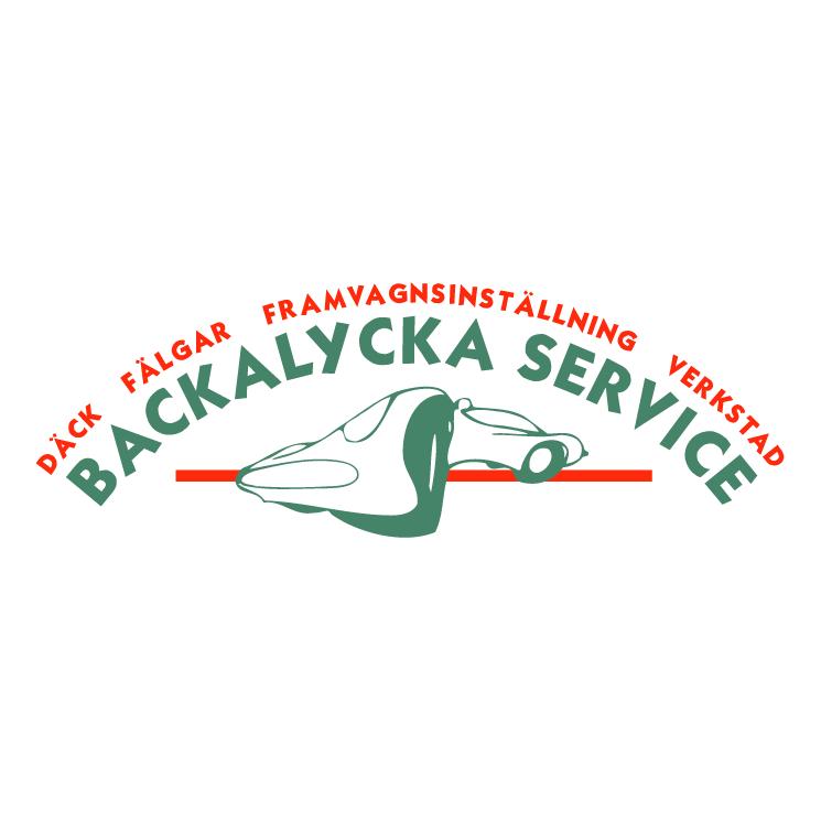 free vector Backalycka service