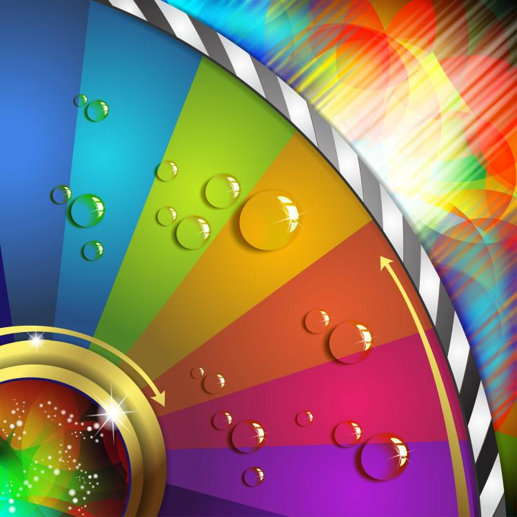 free vector Background color dream 02 vector