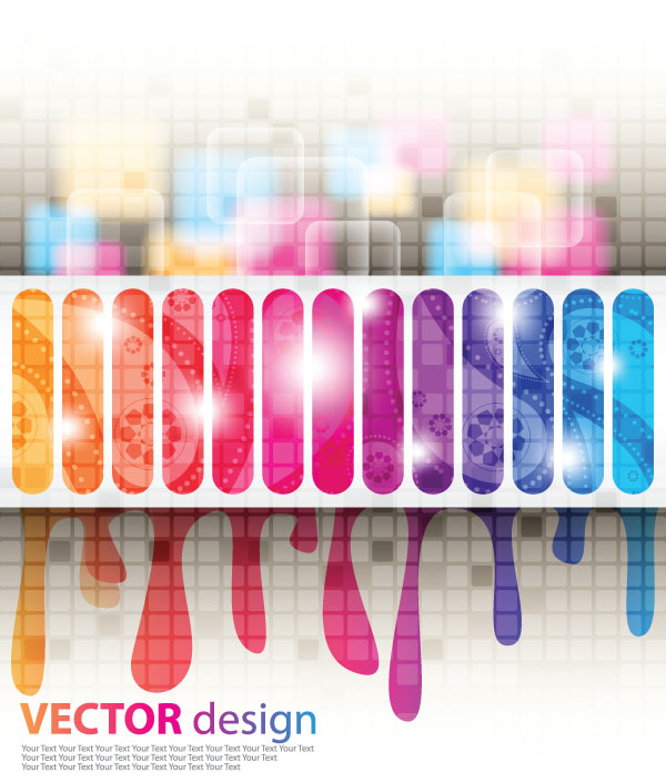 free vector Background color vector fashion