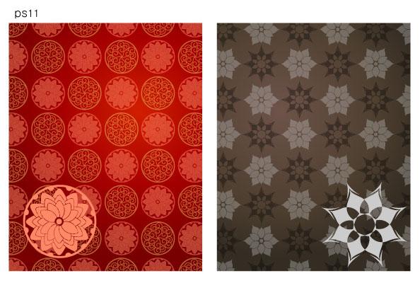 free vector Background Pattern Vector