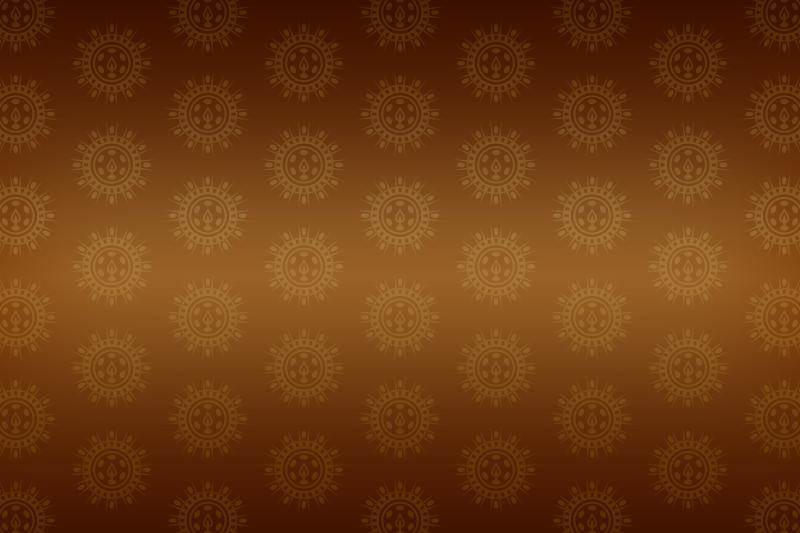free vector Background Patterns - Bronze