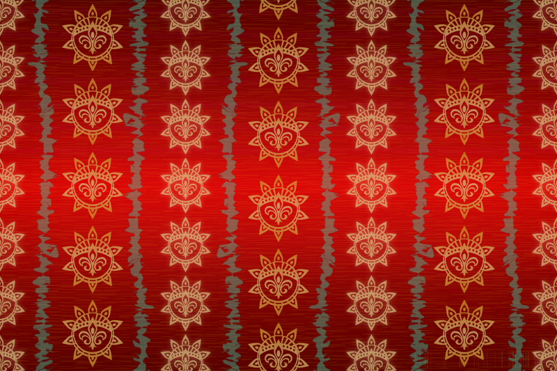 free vector Background Patterns - Crimson