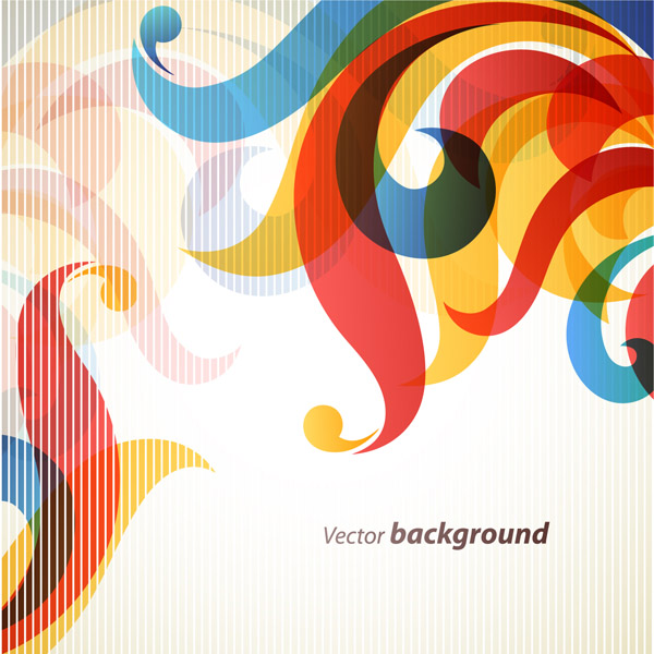 free vector Background vector fashion