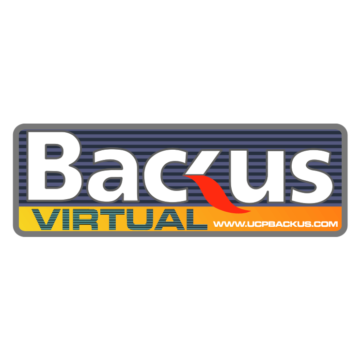 free vector Backus virtual