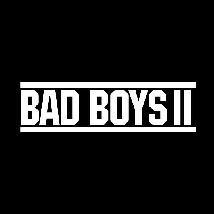 free vector Bad boys 2