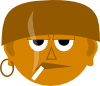 free vector Bad Guy Fr#1 clip art