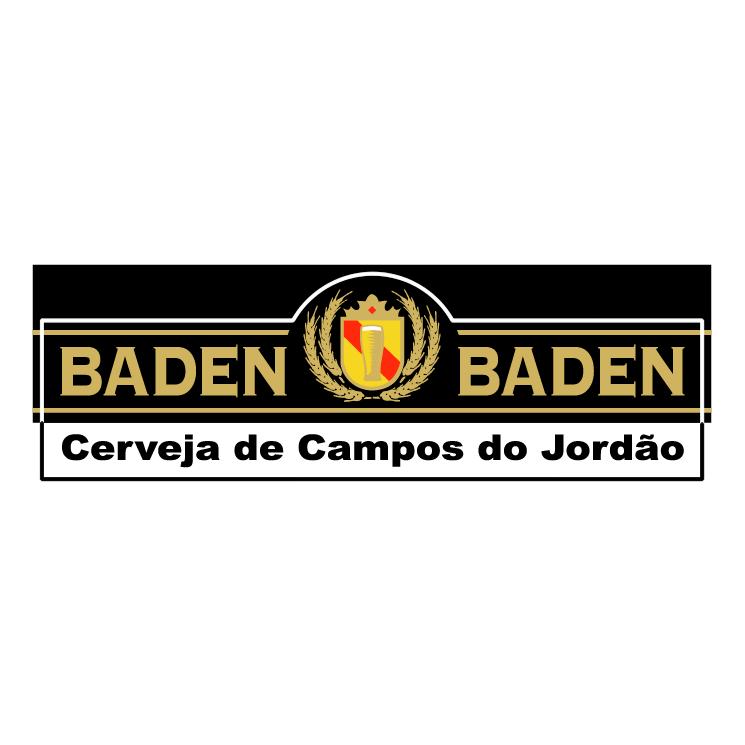 free vector Baden baden cervejaria
