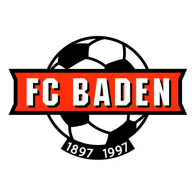 free vector Baden fc