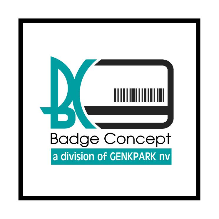 free vector Badge concept