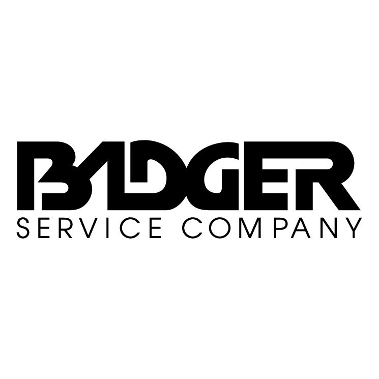 free vector Badger