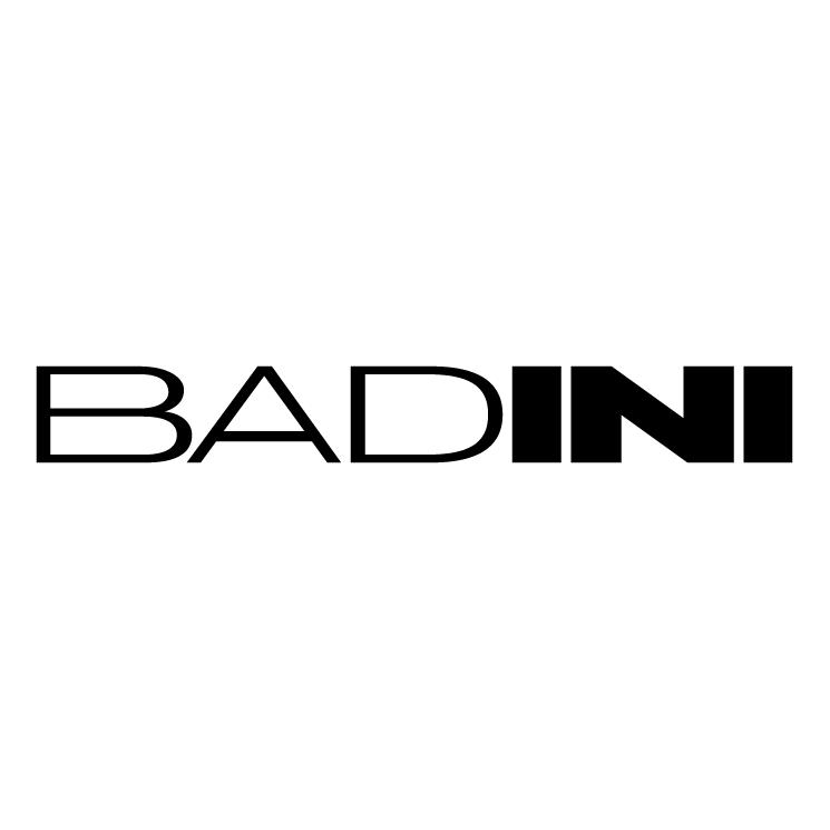 free vector Badini pubbliciti