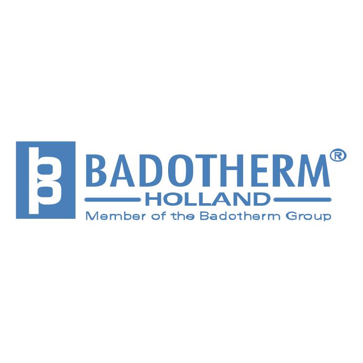 free vector Badotherm holland