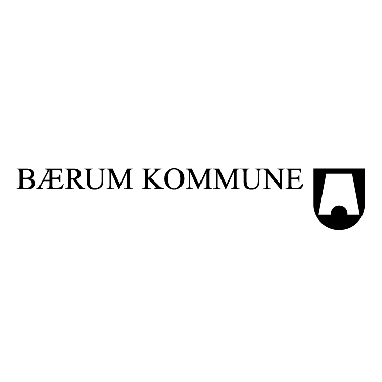 free vector Baerum kommune 0