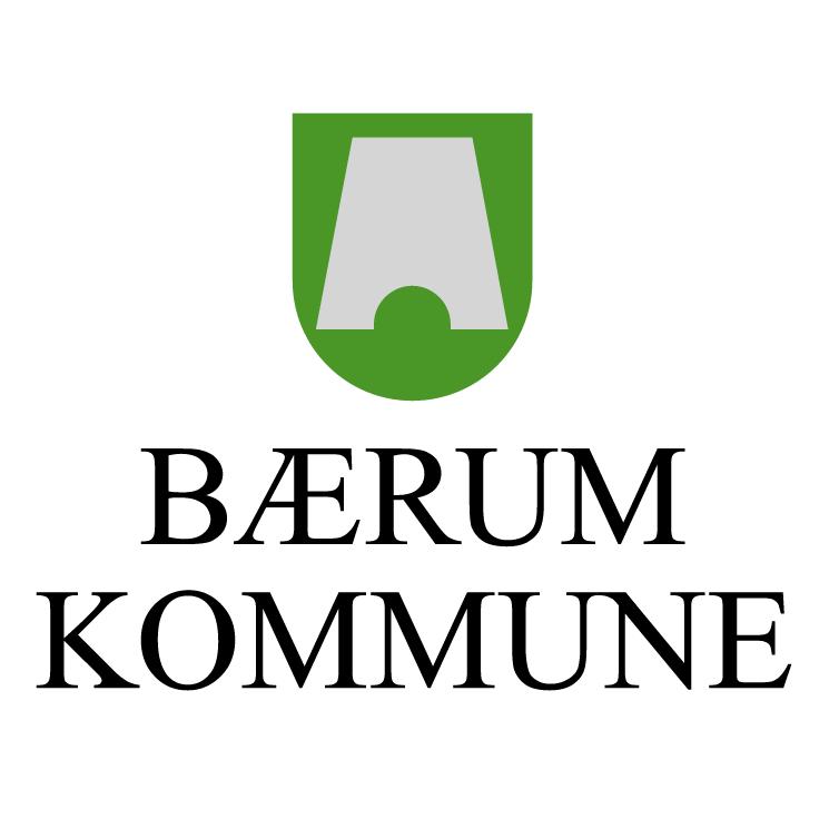 free vector Baerum kommune 2