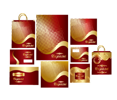 free vector Bag envelope vector