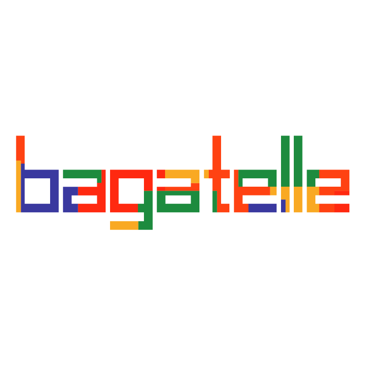 free vector Bagatelle